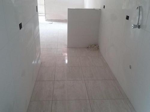casa 1 dorm  em condomínio novo - codigo: ca2243 - ca2243