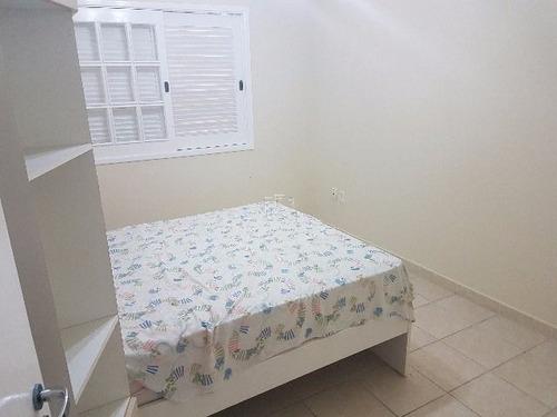 casa 1 dormitório mobiliada  em praia grande.