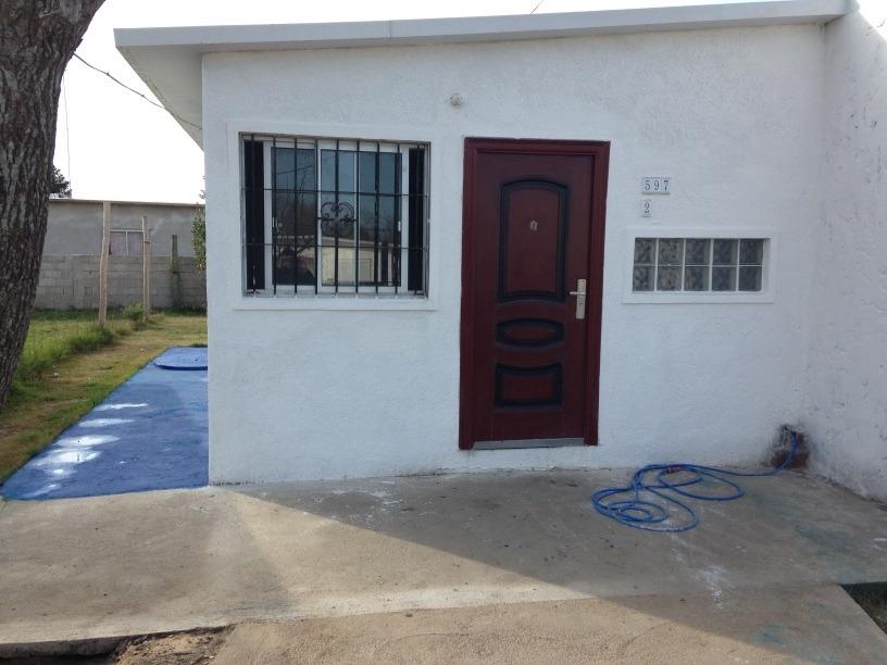casa 1 dormitorio ruta 1 km 27 cerca playa pascual