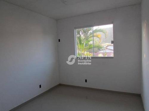 casa 1ª locação, com 3 quartos sendo 1 suíte, sala, cozinha, lavabo, serviço e banheiro de serviço. 2 vagas - ca0004