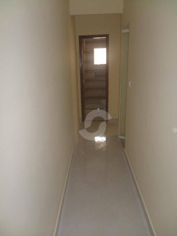 casa 1ª locação de 2 quartos em cond. fechado, jardim califórnia, são gonçalo. - ca1364