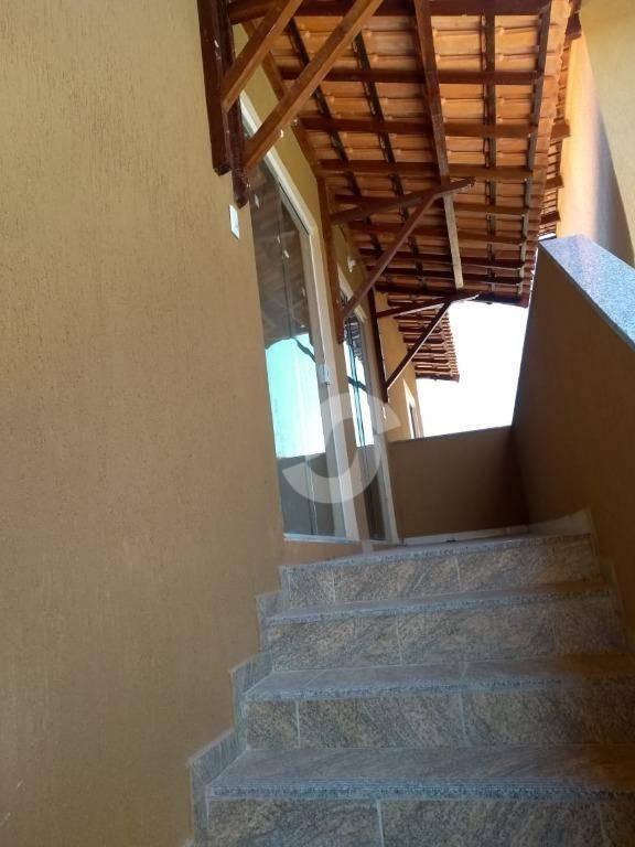 casa  (1ª locação)  de 2 quartos, no porto da pedra, são gonçalo. - ca1613