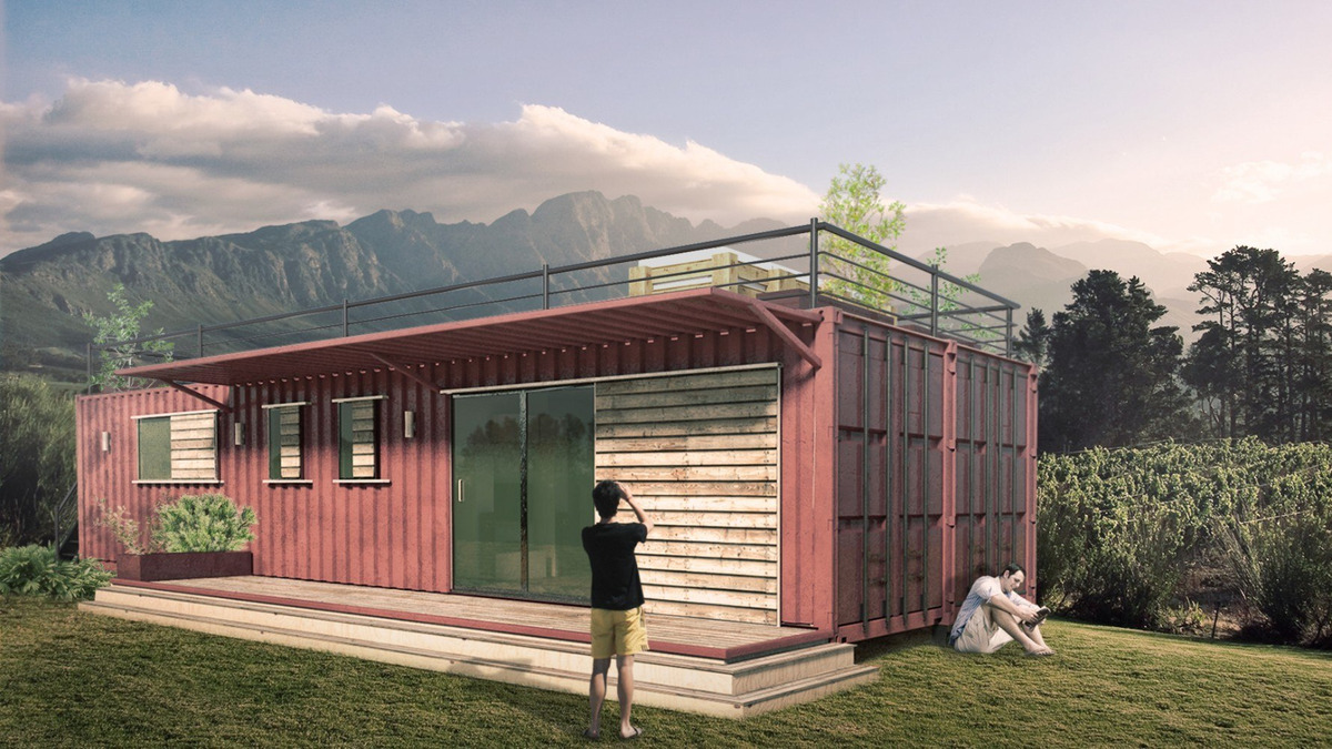 casa 120 mts2 container sustentable vivienda quinta dpto (12