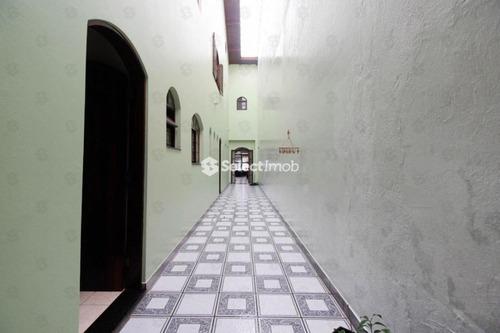 casa. 127,50 m² - jardim bogus, mauá -  03 dormitórios. - ca0005