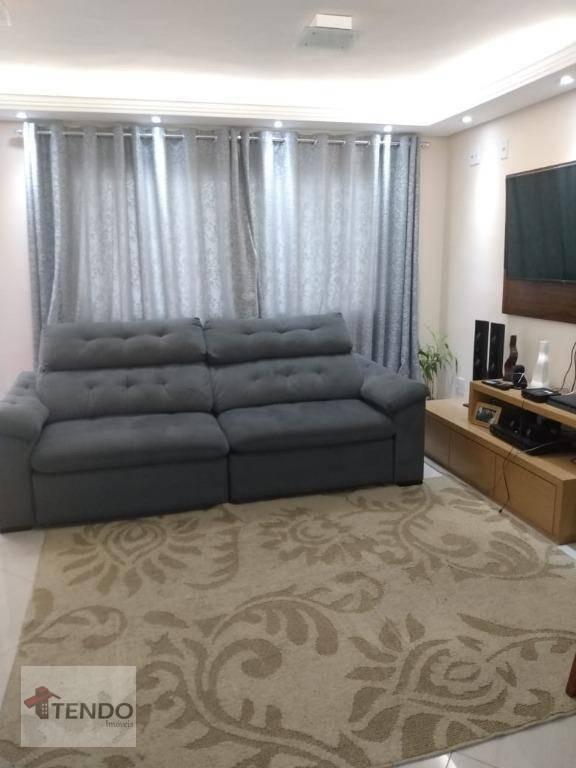casa 145 m² - 2 dormitórios - 2 suítes - jardim via anchieta - são bernardo do campo/sp - ca0110