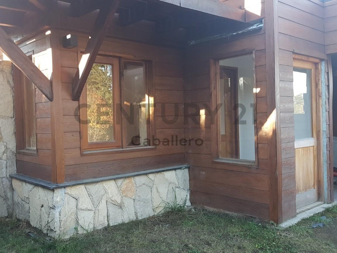 casa 2 dorm 90mts villa la angostura cerca escuelas barrio peumayen lote 270m
