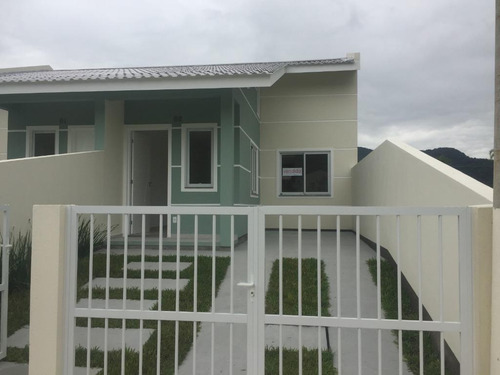 casa 2 dorm em construção no loteamento vale verde com churrasq, minha casa minha vida - ca2082