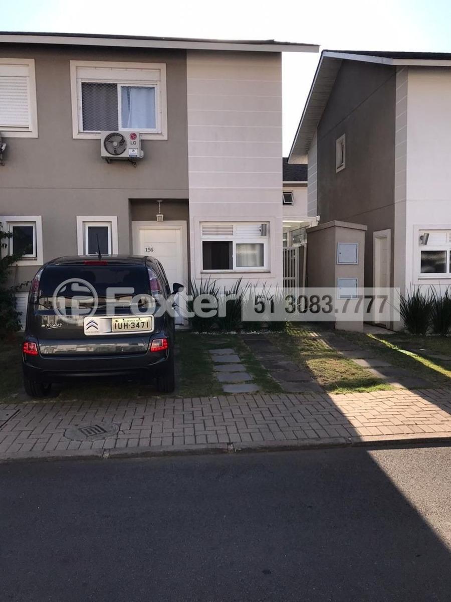 casa, 2 dormitórios, 129 m², centro - 197980