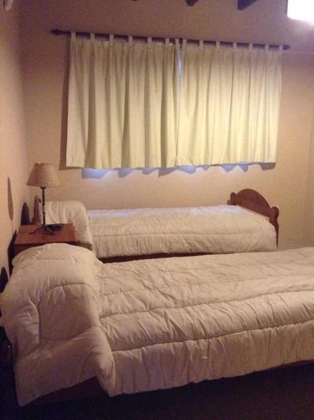 casa 2 dormitorios 4/5 personas
