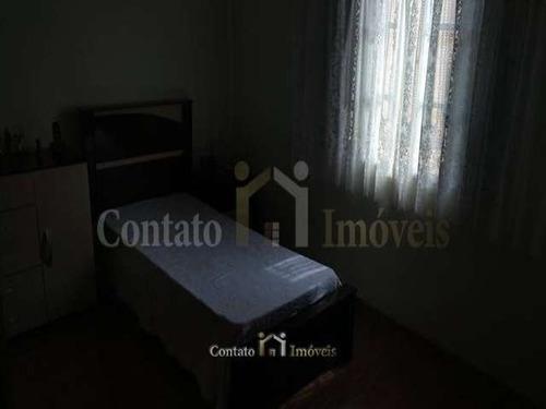 casa 2 dormitórios 5 vagas, jardim alvinópolis - ca-0079-1