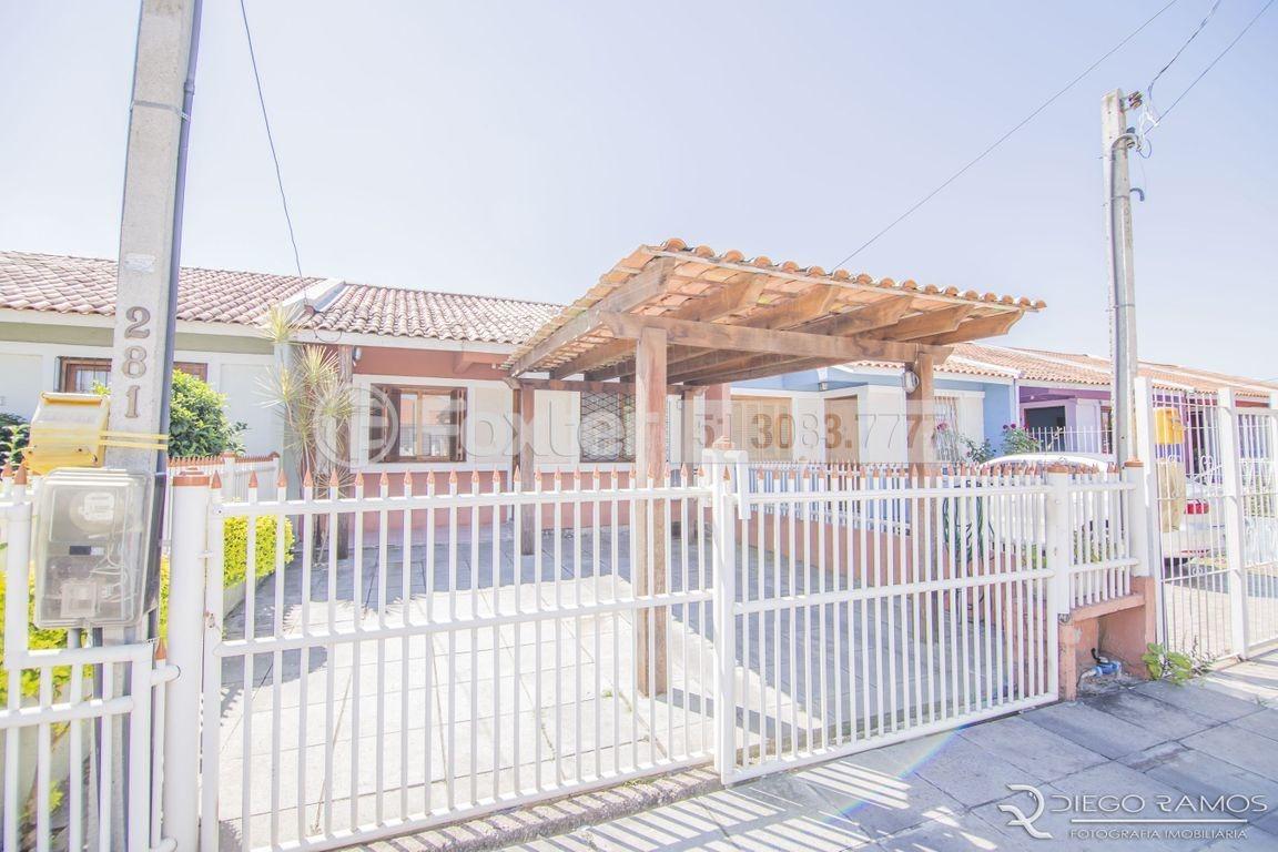 casa, 2 dormitórios, 54 m², aberta dos morros - 106927
