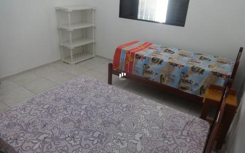 casa 2 dormitórios com edícula próximo da praia em praia grande sp.