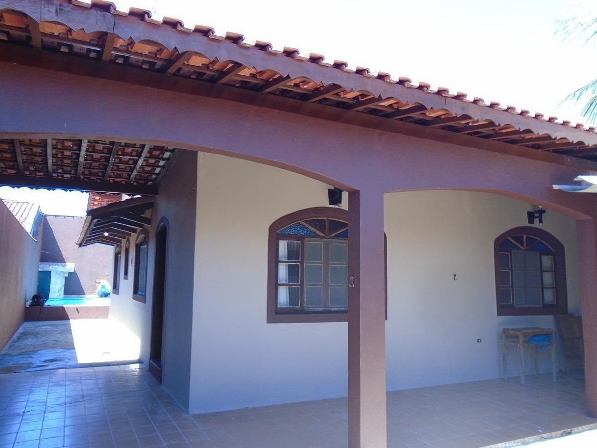 casa 2 dormitórios com piscina