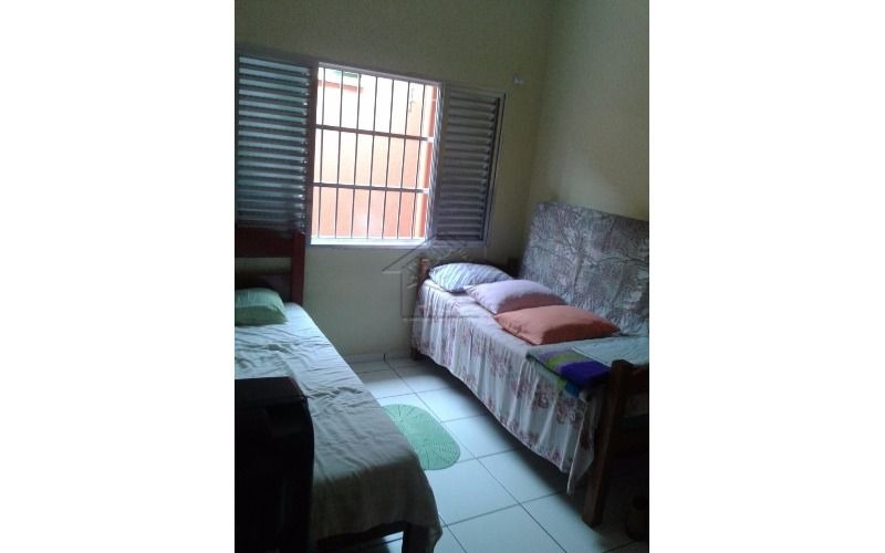 casa 2 dormitórios com suíte no jardim imperador em praia grande com edícula