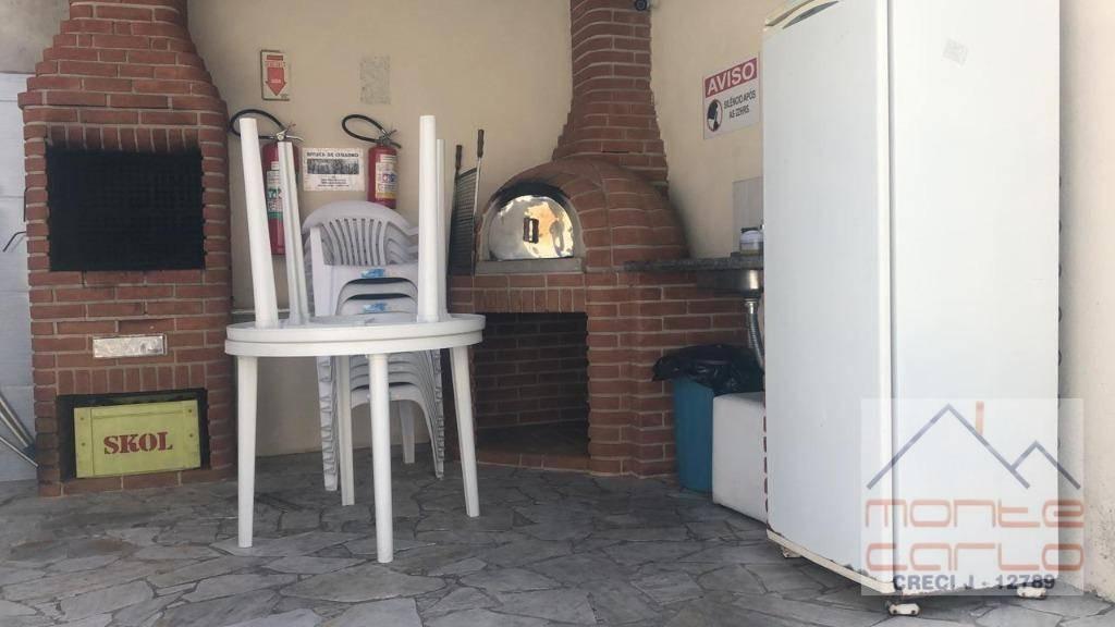casa 2 dormitórios (condomínio fechado) com lazer completo - pauliceia - sbc. - ca0062