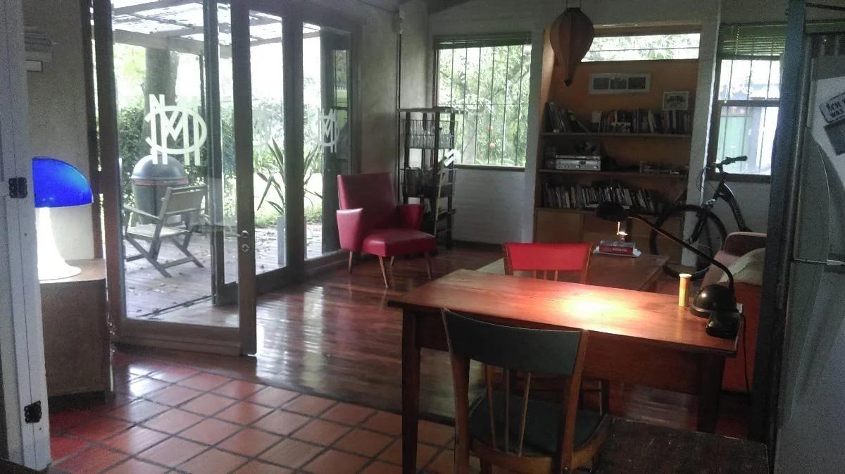 casa 2 dormitorios , lote de 600 mts2 .apta banco - villa elisa
