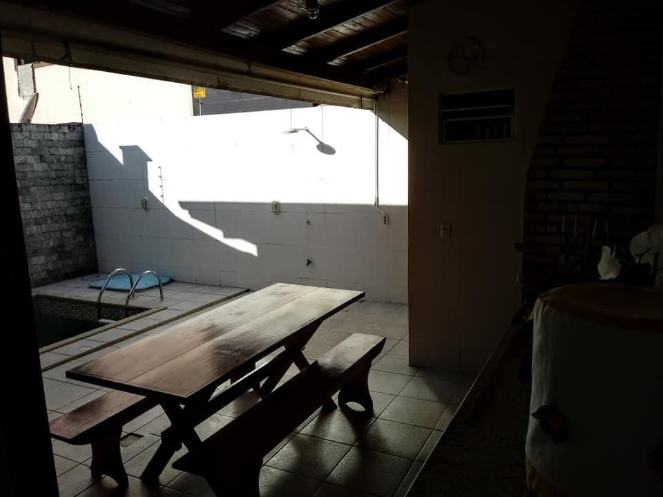 casa 2 dormitórios mobiliada - são jose - prox ctg os praianos - ca2346