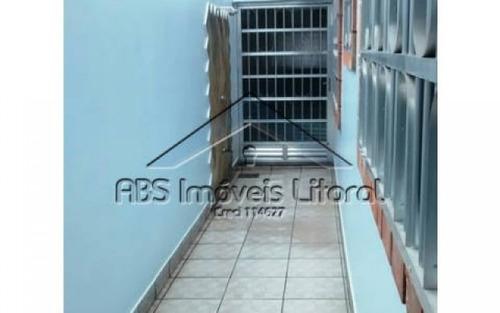 casa 2 dormitórios na aviação praia grande - sp - ca 865