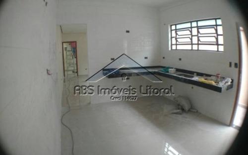 casa 2 dormitórios na vila caiçara praia grande - sp ca - 874