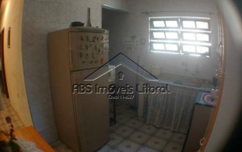 casa 2 dormitórios no maracanã praia grande - sp - ca 875