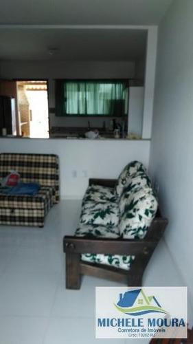 casa 2 dormitórios para venda em araruama, bananeiras, 2 dormitórios, 2 suítes, 1 banheiro, 1 vaga - 263