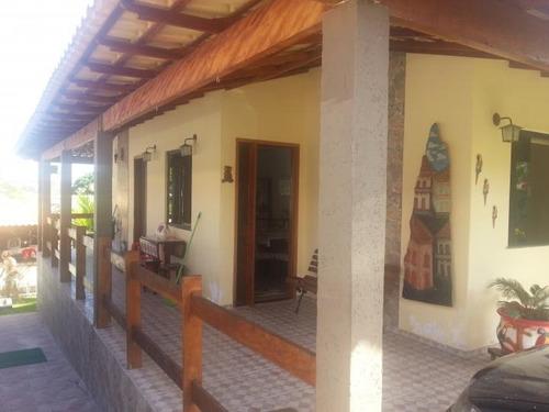 casa 2 dormitórios para venda em araruama, outeiro, 2 dormitórios, 2 banheiros, 1 vaga - 172