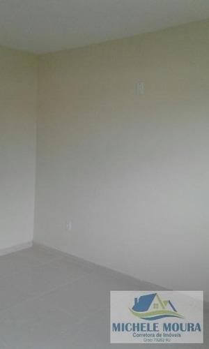 casa 2 dormitórios para venda em araruama, viaduto, 2 dormitórios, 1 banheiro, 2 vagas - 165