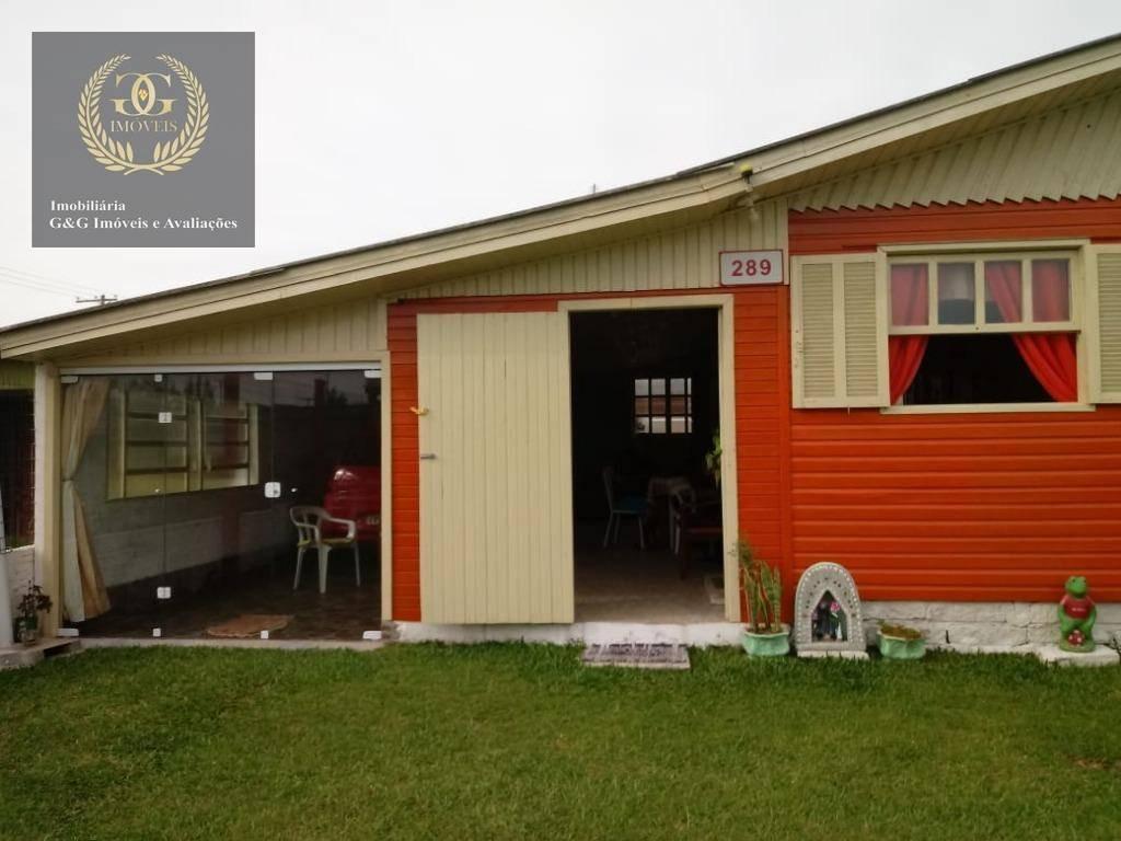 casa 2 dormitórios, praia de magistério - ca0390