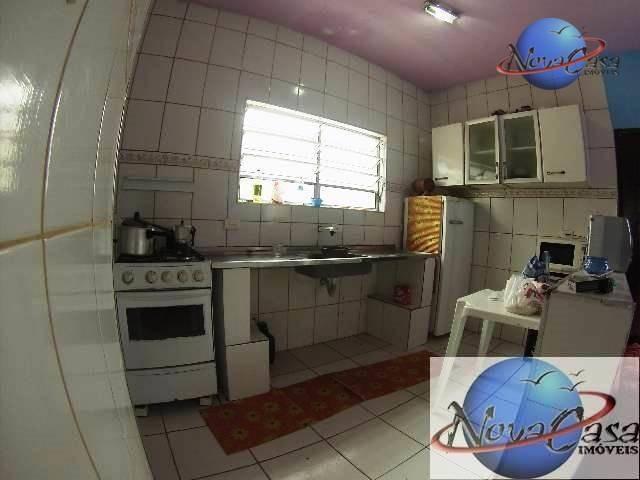 casa 2 dormitórios, vila mirim, praia grande - ca3080