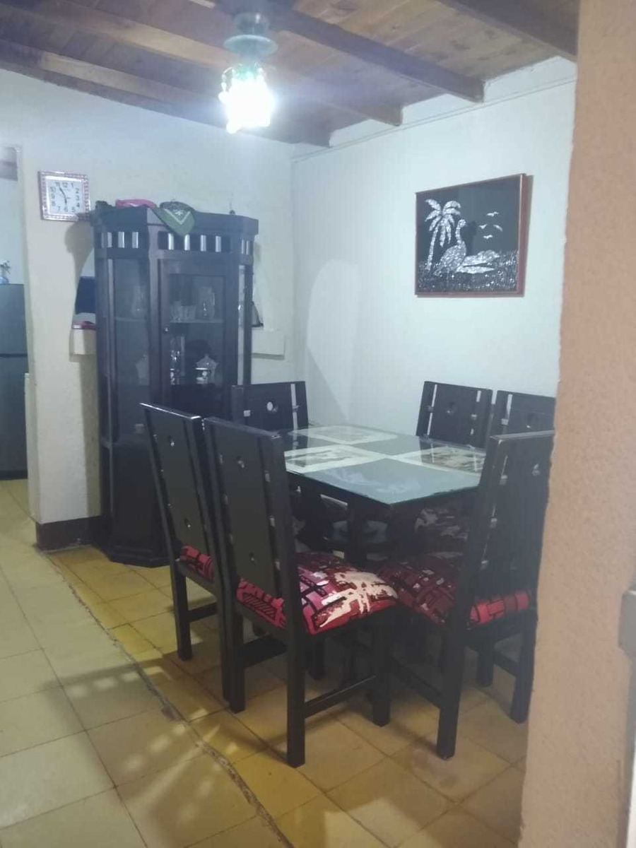 casa, 2 habitaciones, sala, comedor, patio, baño y cosina