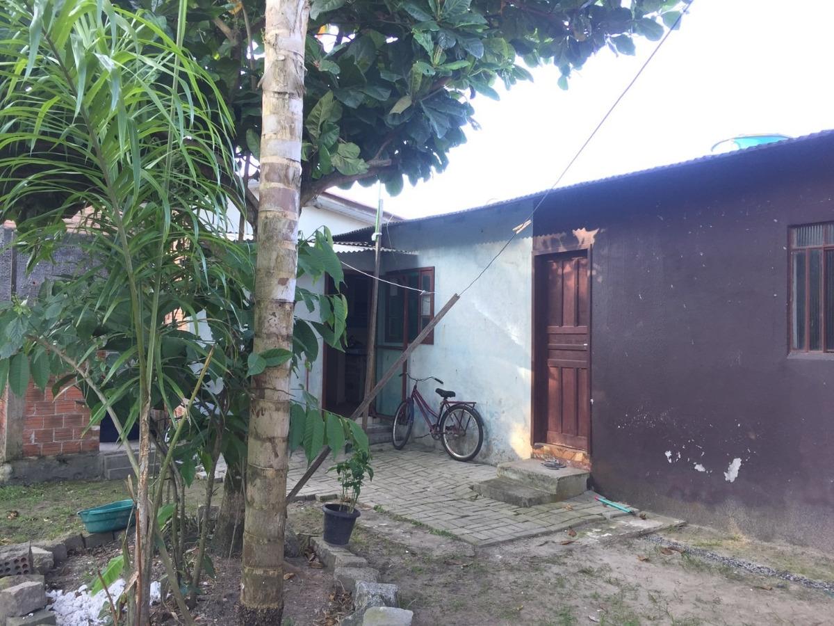 casa + 2 kitnets.