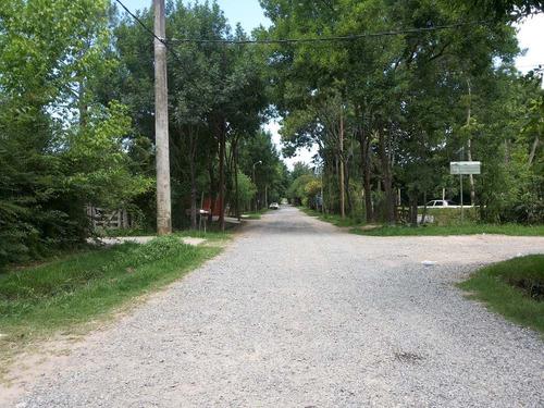 casa 2 pers costa rio lujan,acceso x tierra