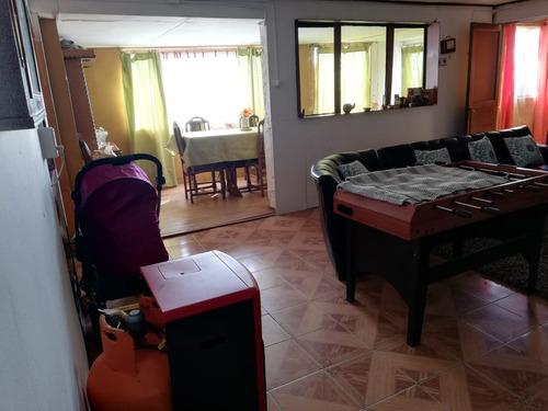 casa 2 pisos 4 habitaciones con almacén
