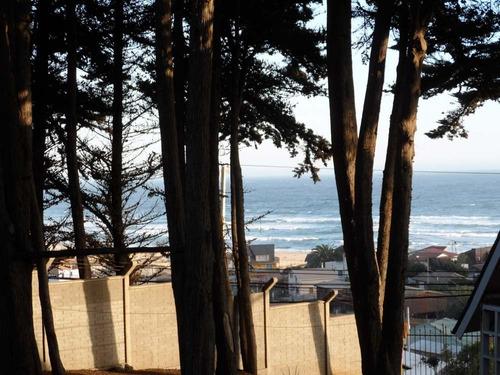 casa 2 pisos el tabo equipada con vista al mar cerca playa