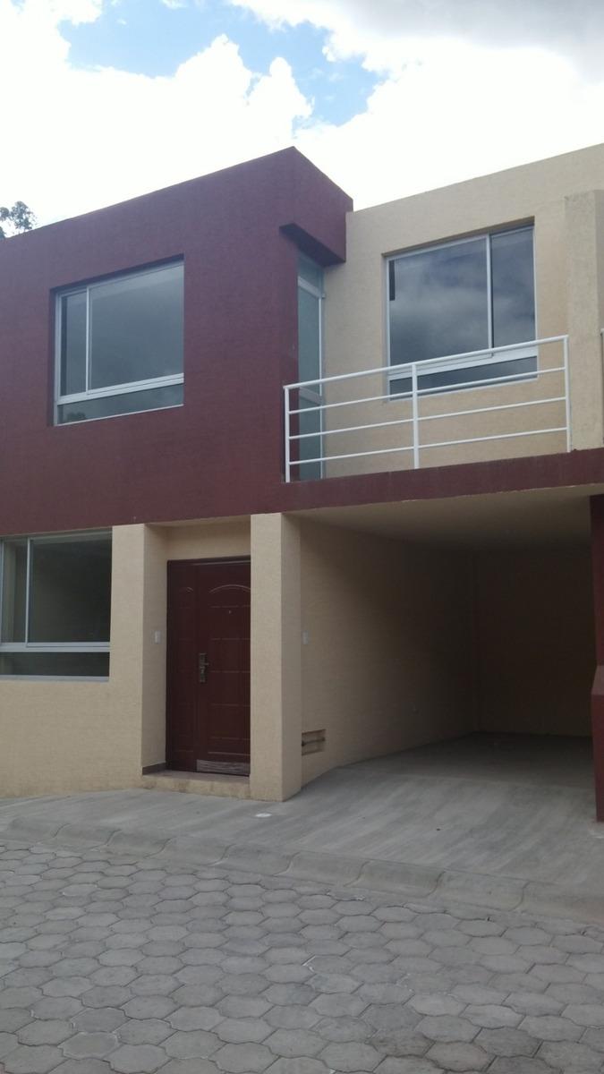 casa 2 plantas en conjunto por el parq metr armenia conocoto