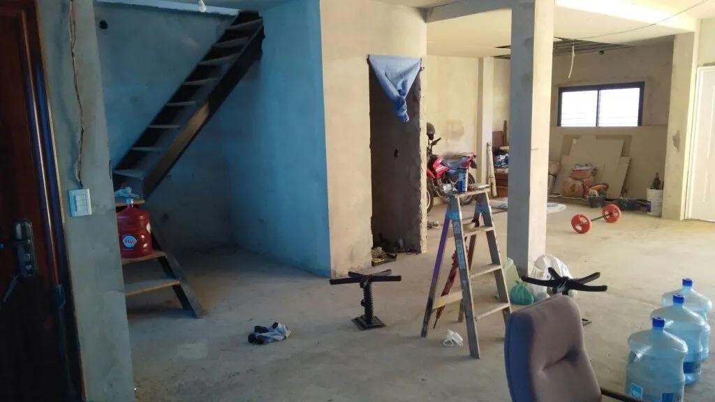 casa 2 plantas s/asfalto 500mts rn3 km 39 liquido urgente