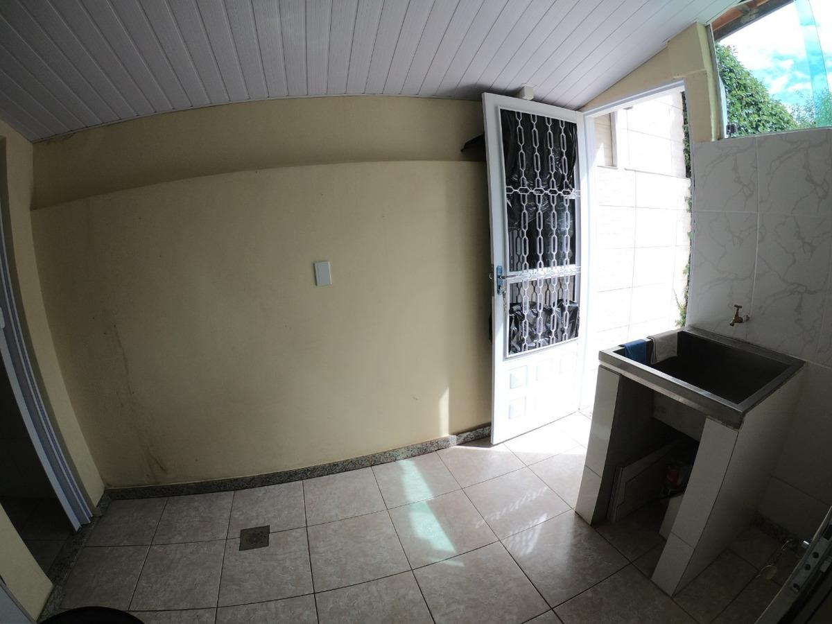 casa 2 quartos, 1 vaga, bairro planalto, região da pampulha. - 2908
