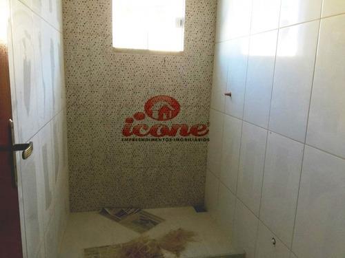 casa 2 quartos, de frente para o asfalto, itaipuaçu - 442