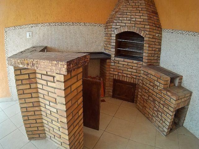 casa 2 quartos garagem churrasqueira - cerâmica são joão