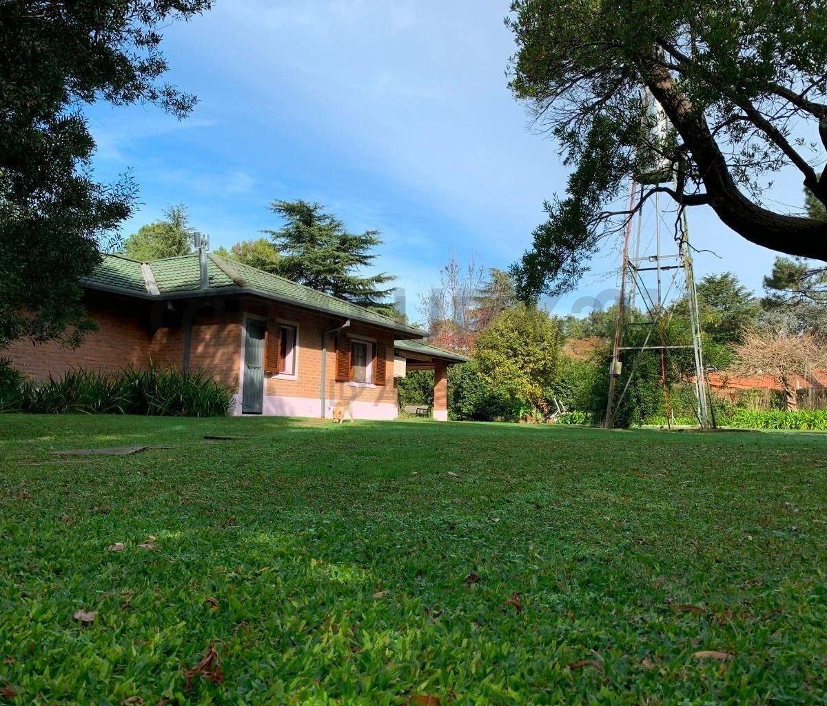 casa  2000 m2 de parque, pileta - parque natura- alto los cardales