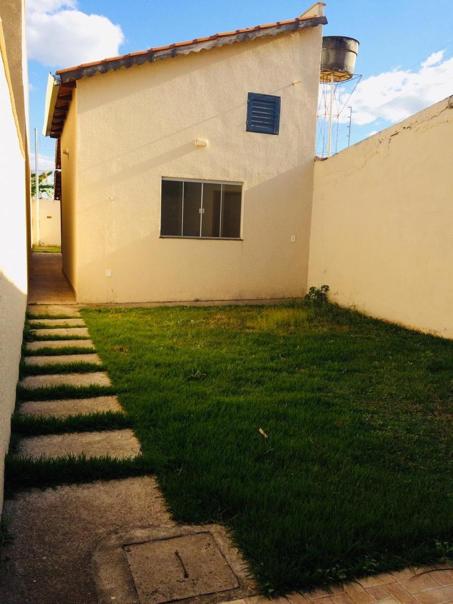 casa 2/4, 56m², ótimo local, jardim itaipú, r$ 150 mil.