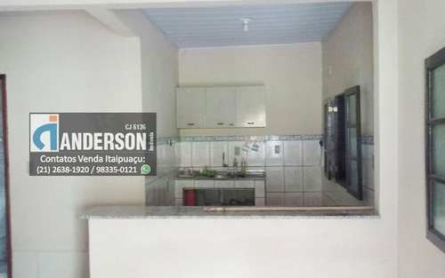 casa 2qtos dentro de condomínio em itaipuaçu