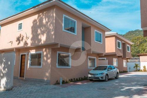 casa 2suítes em mini condomínio 1ªlocação. - ca0486