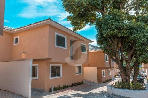 casa 2suítes em mini condomínio 1ªlocação. - ca0622