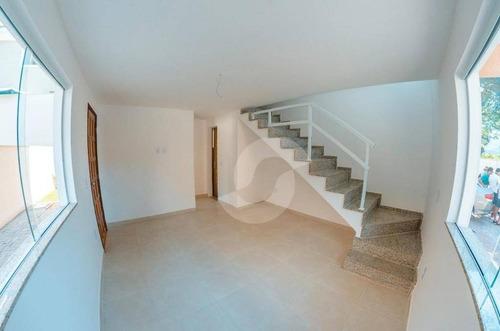 casa 2suítes em mini condomínio 1ªlocação. - ca0625