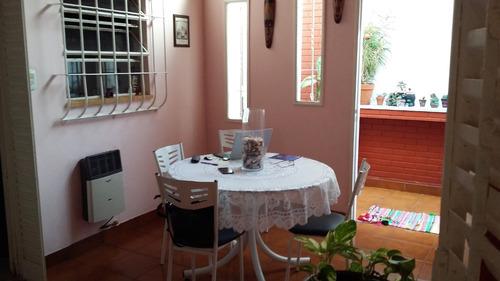 casa 3 amb con escritorio, cochera, terraza y quincho