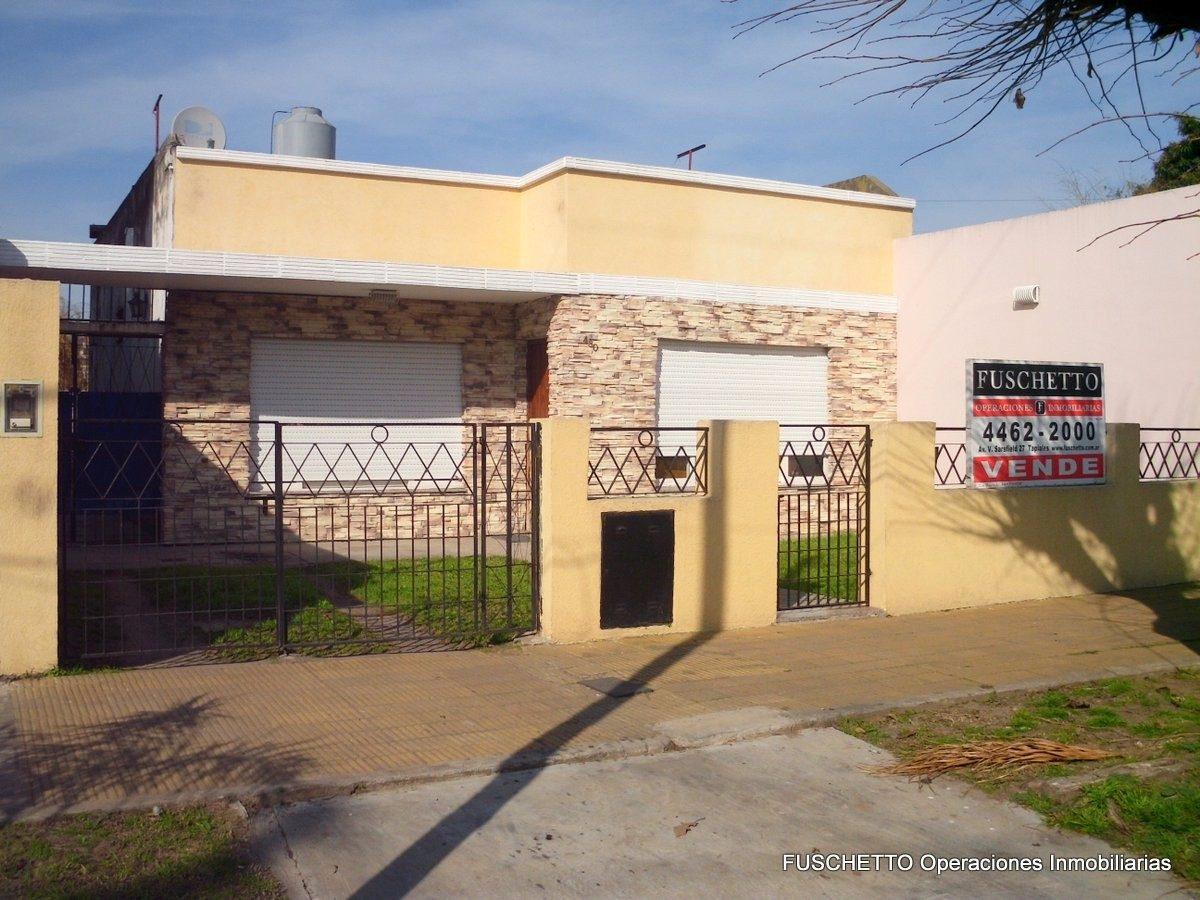 casa 3 amb. en tapiales - venta (cod. 571)