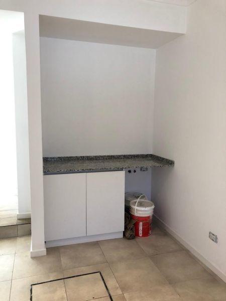 casa 3 amb reciclada con garage y patio con parrilla