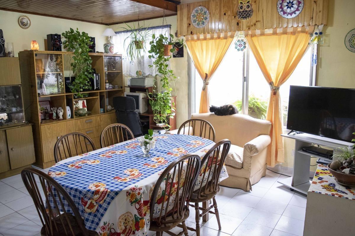 casa 3 ambientes, 2 dormitorios, venta villa delina