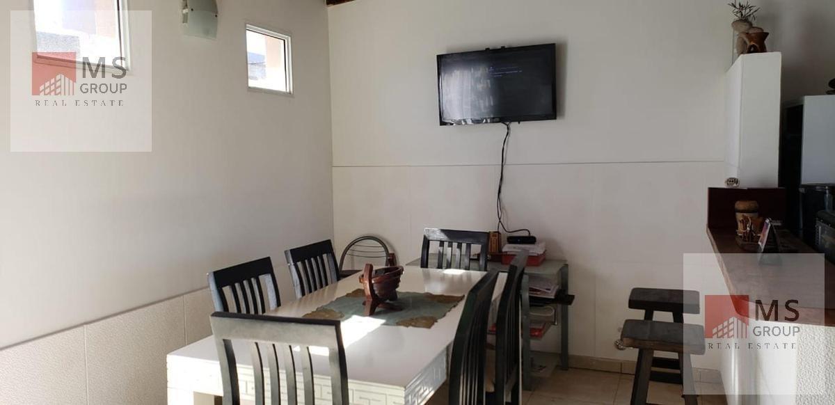 casa 3 ambientes con pileta - costa del este
